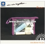 Transprent PVC cosmetic bag