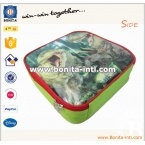 600D lunch box for students
