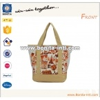Newest style canvas tote bag