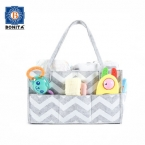 Baby Diaper Caddy Organizer Large